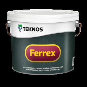 FERREX Korrosioonitõrjevärv
